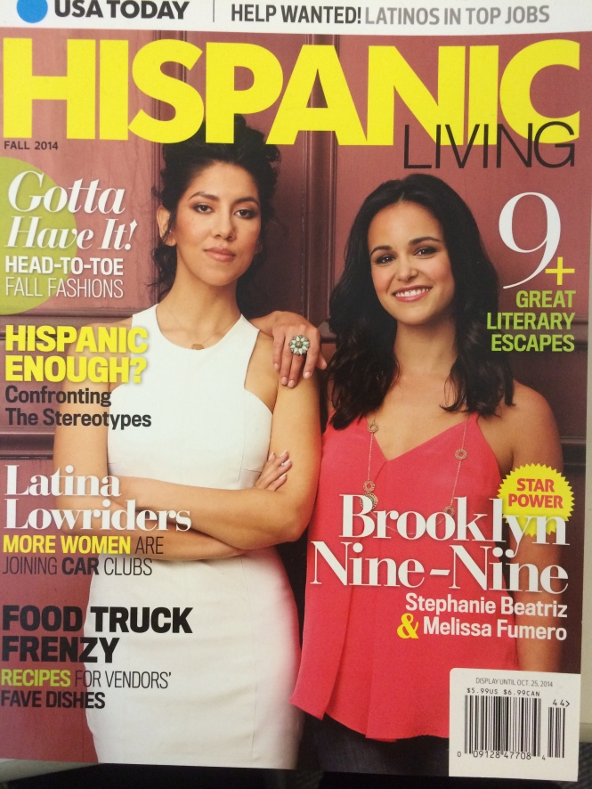 Fall, 2014 issue of USA TODAY's Hispanic Living